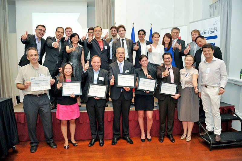 Focus sur la french tech aux salons communicasia et for Chambre de commerce francaise singapore