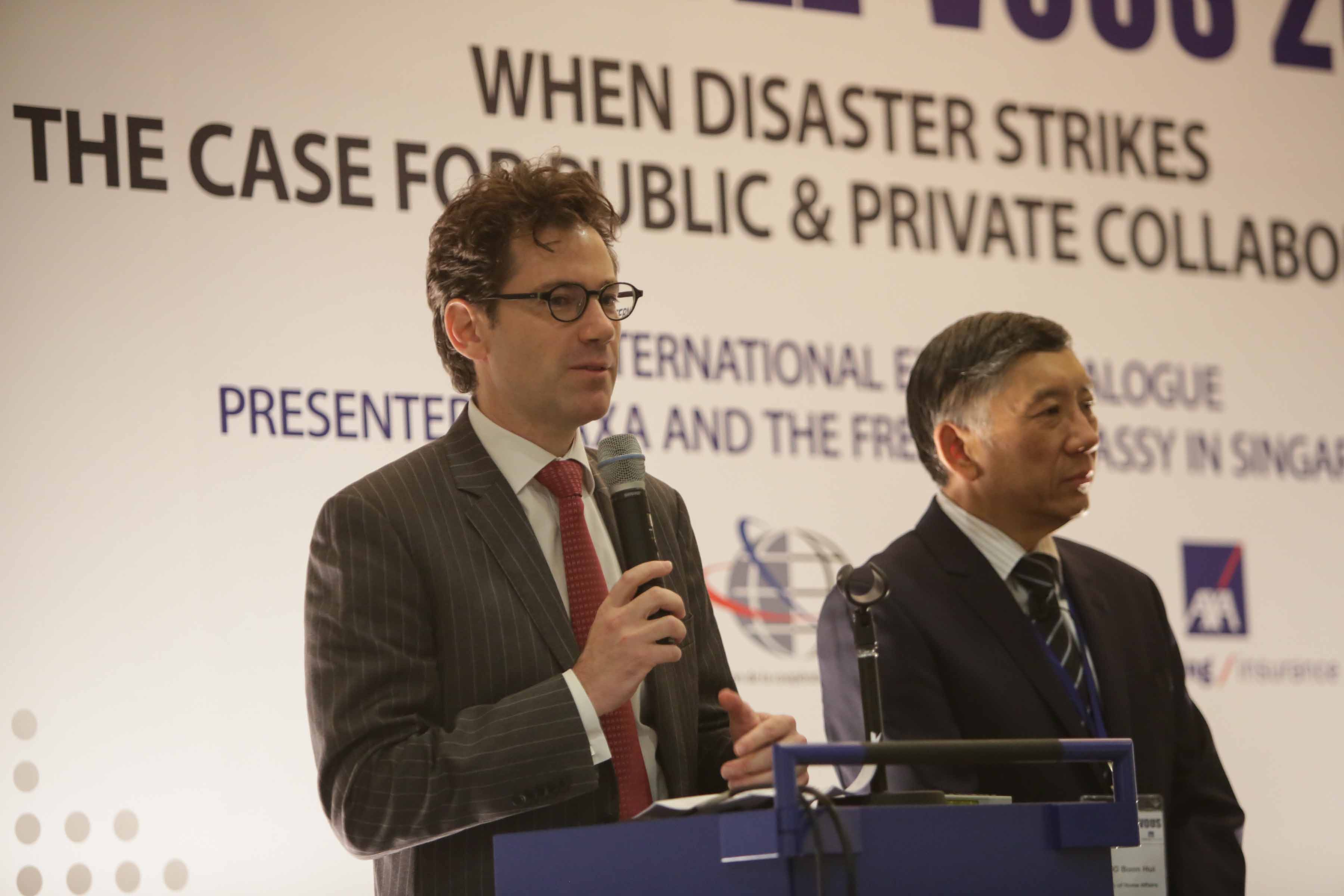 Rendez vous axa when disaster strikes the case for for Chambre de commerce francaise singapour