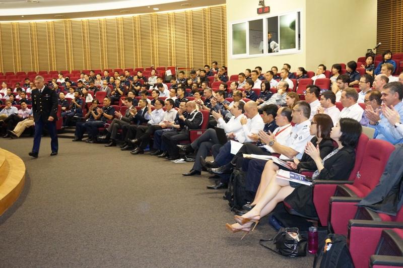 Succ s du premier forum dci ubifrance singapour sur le for Chambre de commerce francaise singapore
