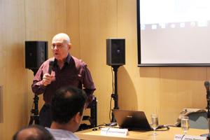Conf rence sur le moyen orient et la mont e en puissance for Chambre de commerce francaise singapore