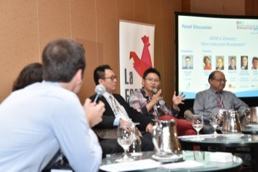 Successful 6th edition for the france singapore innovation for Chambre de commerce francaise singapour