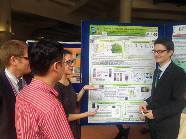 8 me international science forum youth singapour des for Chambre de commerce francaise singapour
