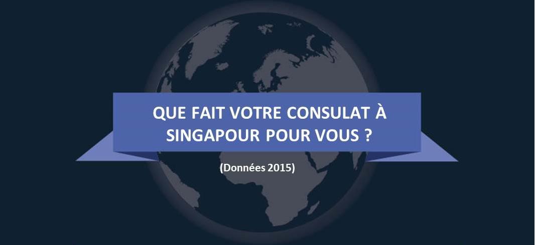 Que fait votre consulat singapour pour vous la for Chambre de commerce francaise singapore