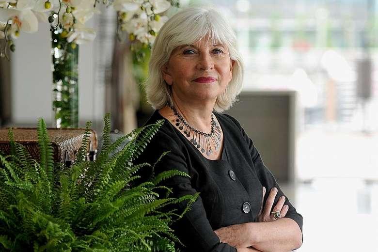 Visite de l 39 ambassadrice laurence tubiana la france for Chambre de commerce francaise singapore