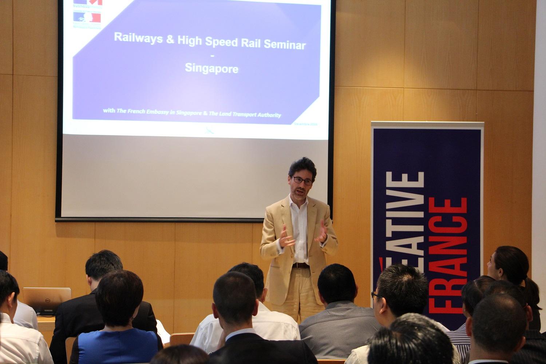 S minaire ferroviaire et grande vitesse franco for Chambre de commerce francaise singapore