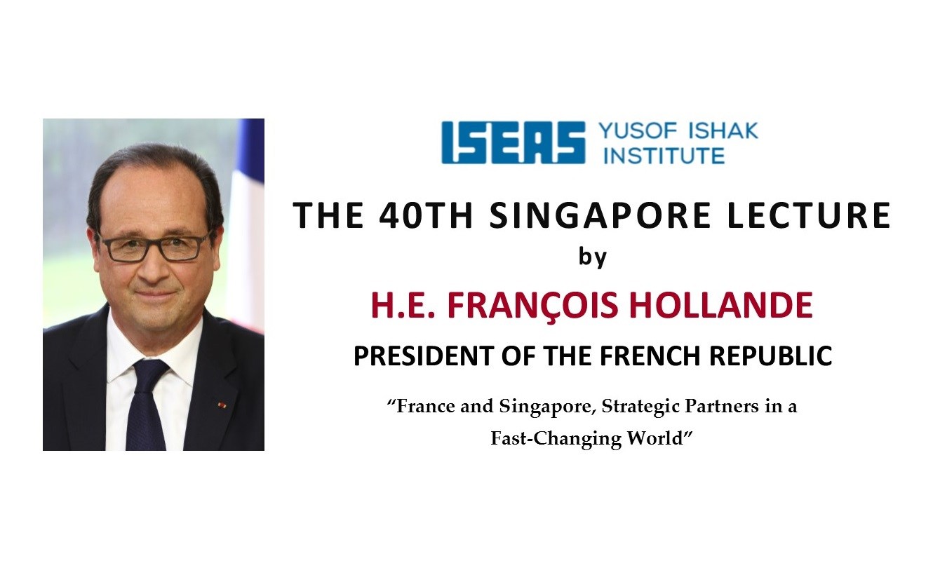 Le pr sident fran ois hollande pr sentera la 40 me for Chambre de commerce francaise singapore