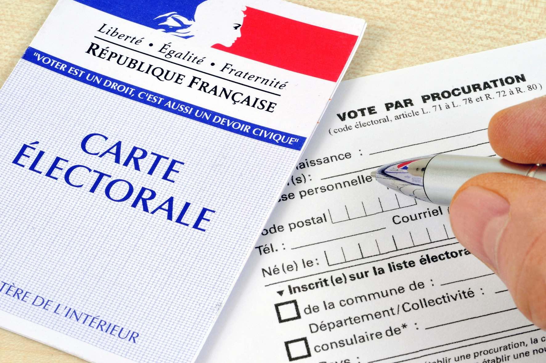 établir Une Procuration De Vote La France à Singapour