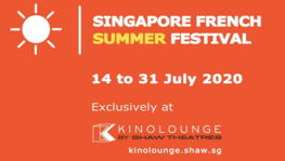 Singapore's First Online French Film Festival!