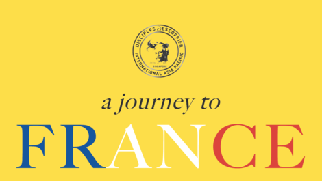'A Journey to France' : A Book About French's Finest Produce (...)