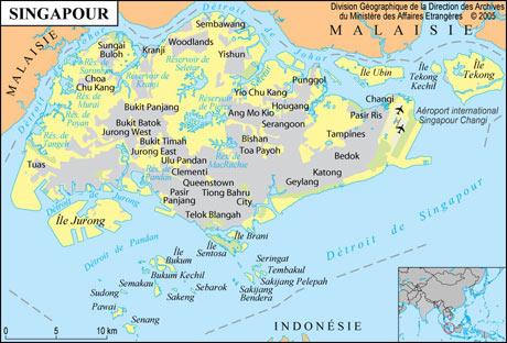 Ile de Singapour