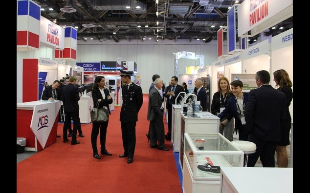 French Pavilion at Milipol Asia-Pacific 2019