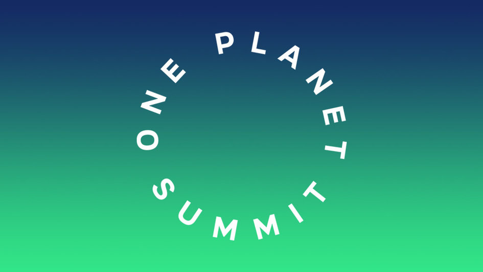 Logo One Planet Summit - JPEG